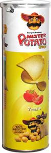 Mister Potato Crisps Tomato