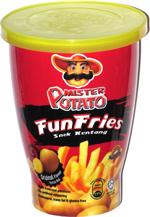Mister Potato Fun Fries