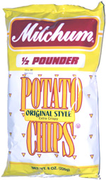 Mitchum Original Style Extra Crispy Potato Chips