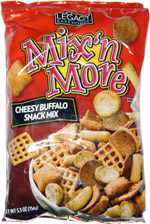 Mix'n More Cheesy Buffalo Snack Mix