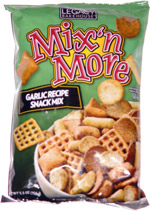 Mix'n More Garlic Recipe Snack Mix