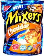 Nabisco Mixers Cheddar