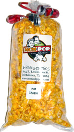 Mom & Popcorn Hot Cheese