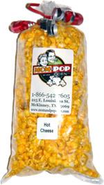 Mom & Popcorn Hot Cheese