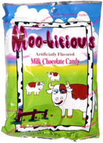 Moo-licious Milk Chocolate Candy