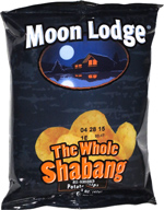Moon Lodge The Whole Shabang Potato Chips