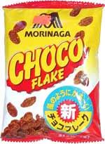 MORINAGA CHOCO FLAKE