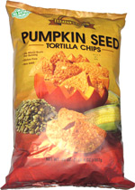 Mother's Farms Pumpkin Seed Tortilla Chips