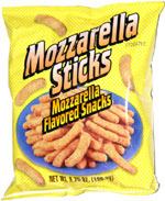 Mozzarella Sticks Mozzarella Flavored Snacks