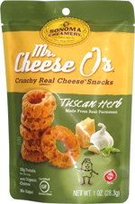 Mr. Cheese O's Tuscan Herb