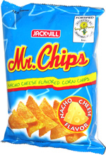 Mr. Chips Nacho Cheese Flavor