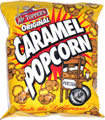 Mr. Topper's Original Caramel Popcorn