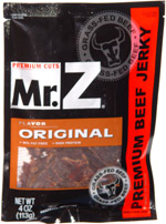 Mr. Z Original Premium Beef Jerky