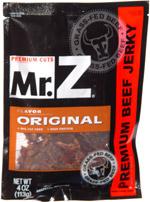 Mr. Z Original Premium Beef Jerky