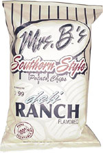 Mrs. B's Southern Style Deli Ranch Potato Chips