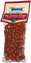 Muncheros Chili Japanese Peanuts