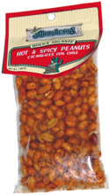 Muncheros Hot & Spicy Peanuts