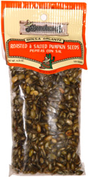 Muncheros Roasted & Salted Pumpkin Seeds