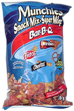 Munchies Snack Mix BBQ Flavour