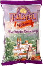 Munchz Brand Falafel Chips