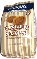 Murray Ginger Snaps