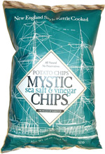 Mystic Chips Sea Salt & Vinegar Potato Chips