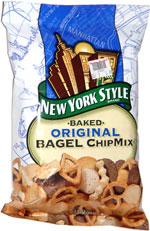 New York Style Baked Original Bagel ChipMix