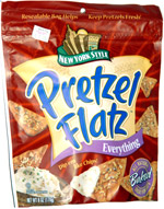 New York Style Pretzel Flatz Everything