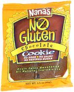 Nana's No Gluten Chocolate Cookie