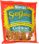 Nana's Sunflower Cookie