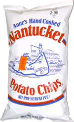 Anne's Hand Cooked Nantucket Potato Chips