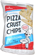 Napoli's Pizza Crust Chips Traditional with Italian Herbs