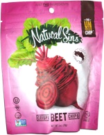 Natural Sins Crispy Beet Chips