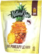 Natural Sins Crispy Pineapple Chips