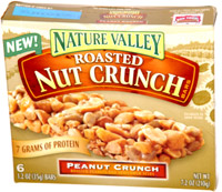 Nature Valley Roasted Nut Crunch Peanut Crunch