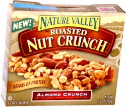 Nature Valley Roasted Nut Crunch Almond Crunch