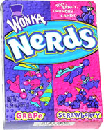 Wonka Nerds Grape Strawberry