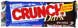 Nestle Crunch Dark