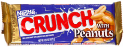 Nestle Crunch with Peanuts