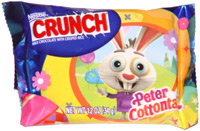 Nestle Crunch Peter Cottontail