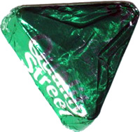 Nestle Quality Street My Green Triangle