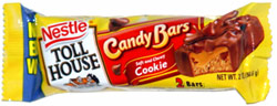 Nestle Toll House Candy Bars Soft and Chewy Cookie