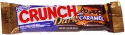 Nestle Crunch Dark with Caramel