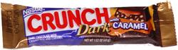 Nestle Crunch Dark with Caramel