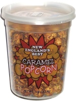 New England's Best Caramel Popcorn