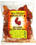 New Mexico Quality Hot & Spicy Red Chile Potato Chips