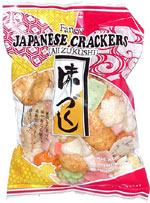 Ajizukushi Japanese Crackers