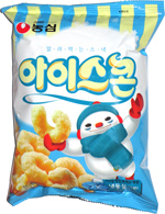 Ice Corn Snack