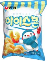 Ice Corn Snack