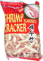 Nongshim Shrimp Flavored Cracker